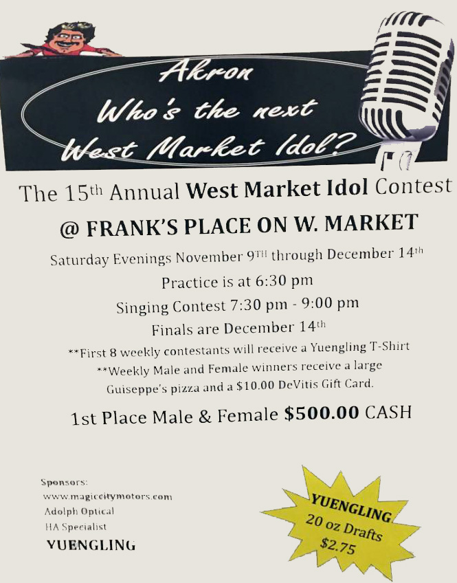 West Market Street Idol